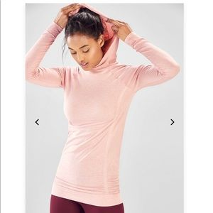 Fabletics Kathie Seamless Fitted Hoodie